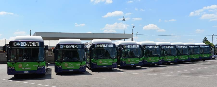 autobus metano scania citywide