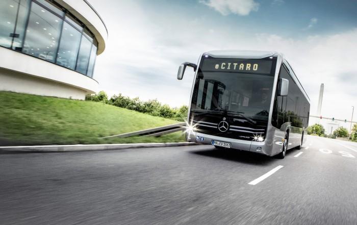 Busworld 2019 Daimler