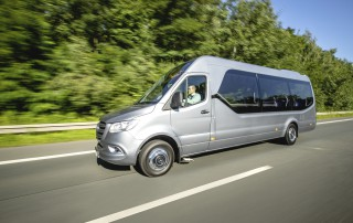 nuovo mercedes sprinter - Sprinter City 75
