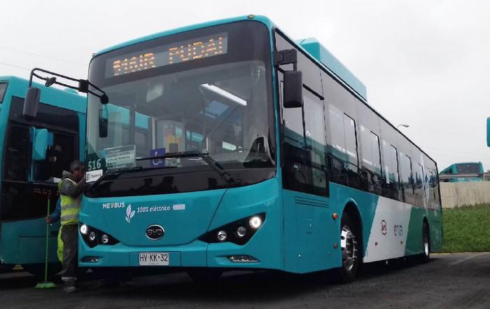 autobus elettrici BYD