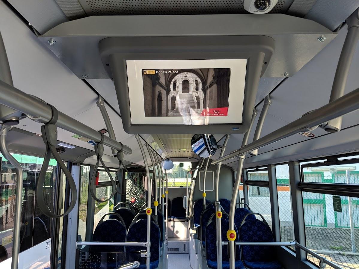autobus citaro actv venezia