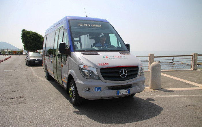 mercedes sprinter Busitalia Campania