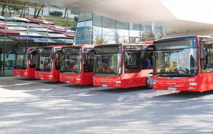 autobus man deutsche bahn