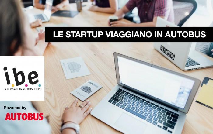 startup italiane dell'autobus