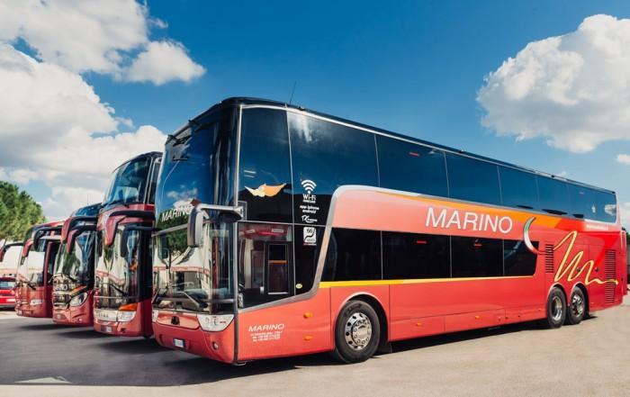 MarinoBus SAIS Autolinee Autoservizi Salemi - MarinoBus
