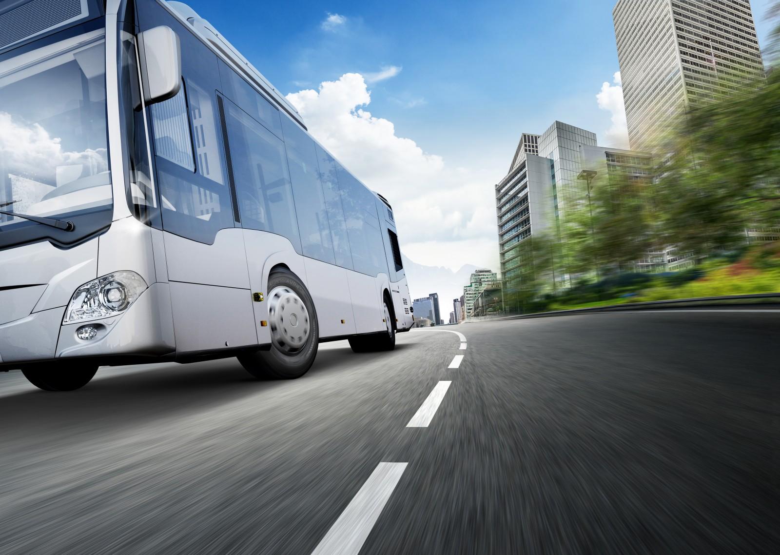 hankook autobus elettrico pneumatico