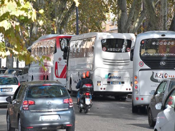 nuovo piano bus roma