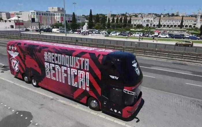 Skyliner a misura di Benfica
