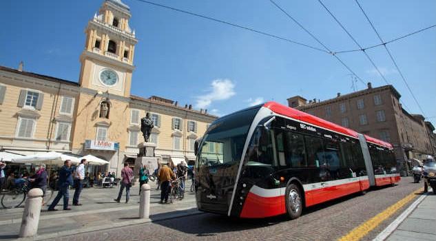 città della mobilità sostenibile