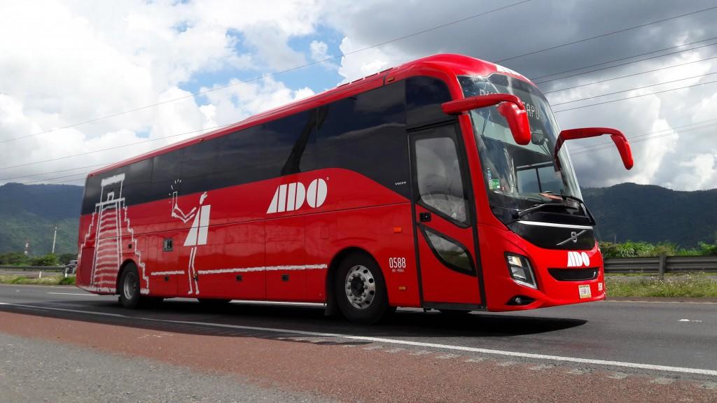 volvo 9800 mobility ado