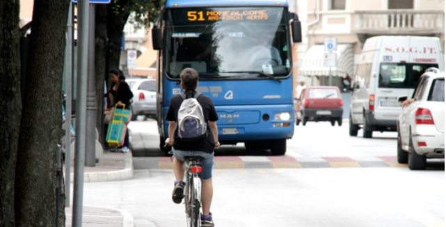 Rapporto sulla mobilità