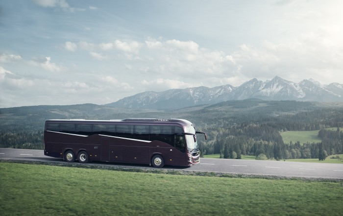 volvo 9900 - autobus Volvo