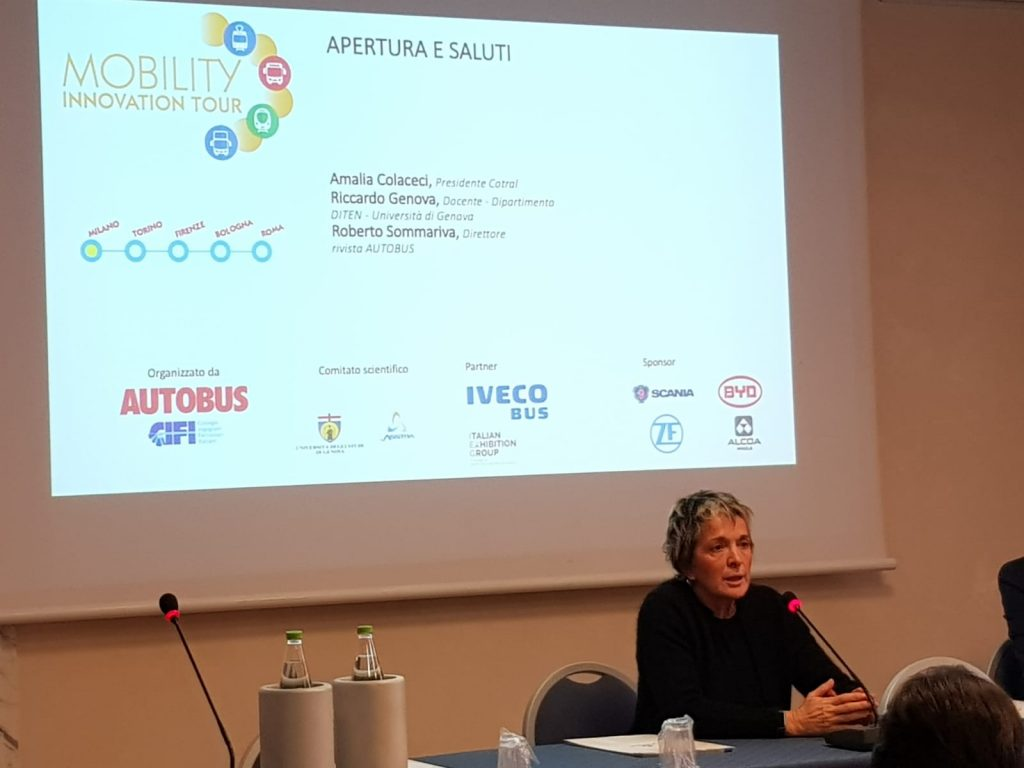 mobility innovation tour roma cotral