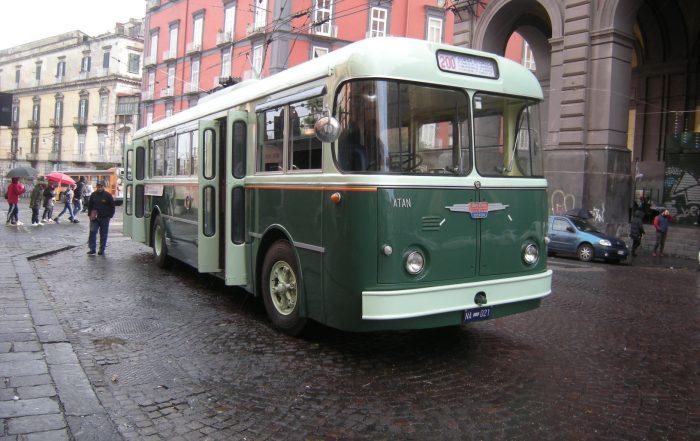 filobus storico anm napoli