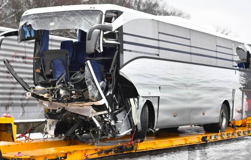 incidente autobus flixbus