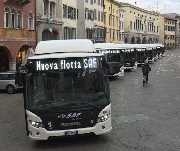 SAF Udine Scania