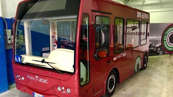 gulliver autobus elettrici roma