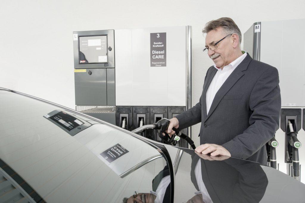 diesel rinnovabile bosch