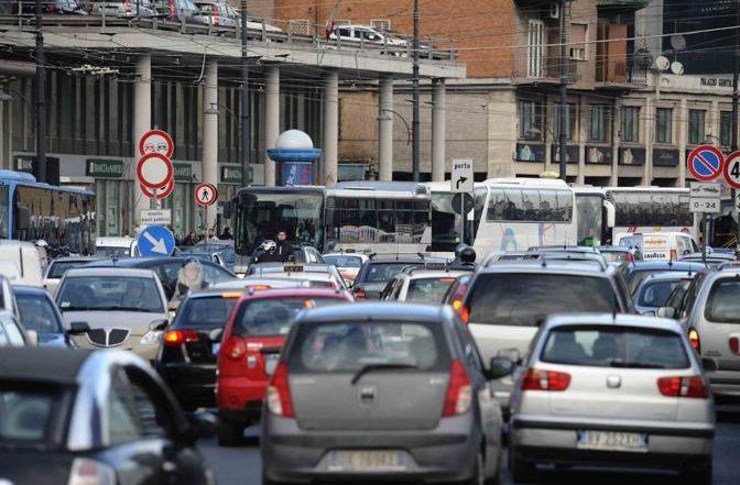 Roma nuovo Piano Bus