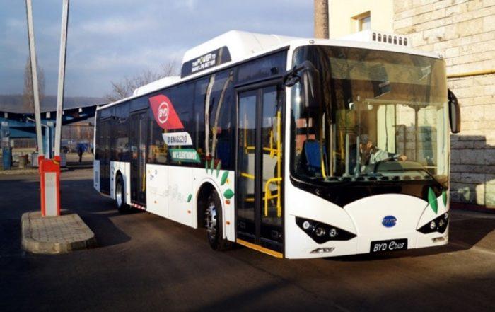 autobus elettrico byd
