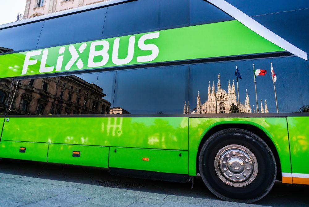 flixbus ferma autobus