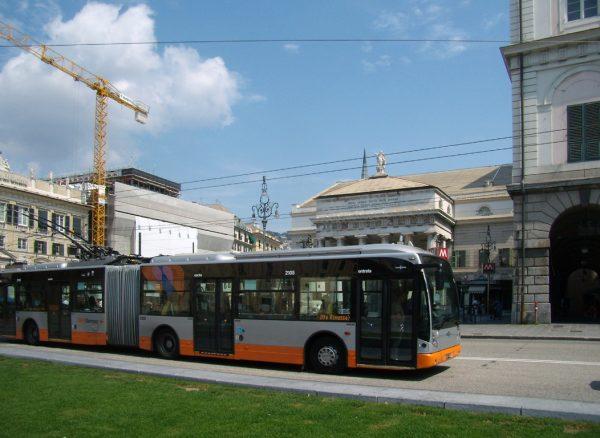 Genova filobus