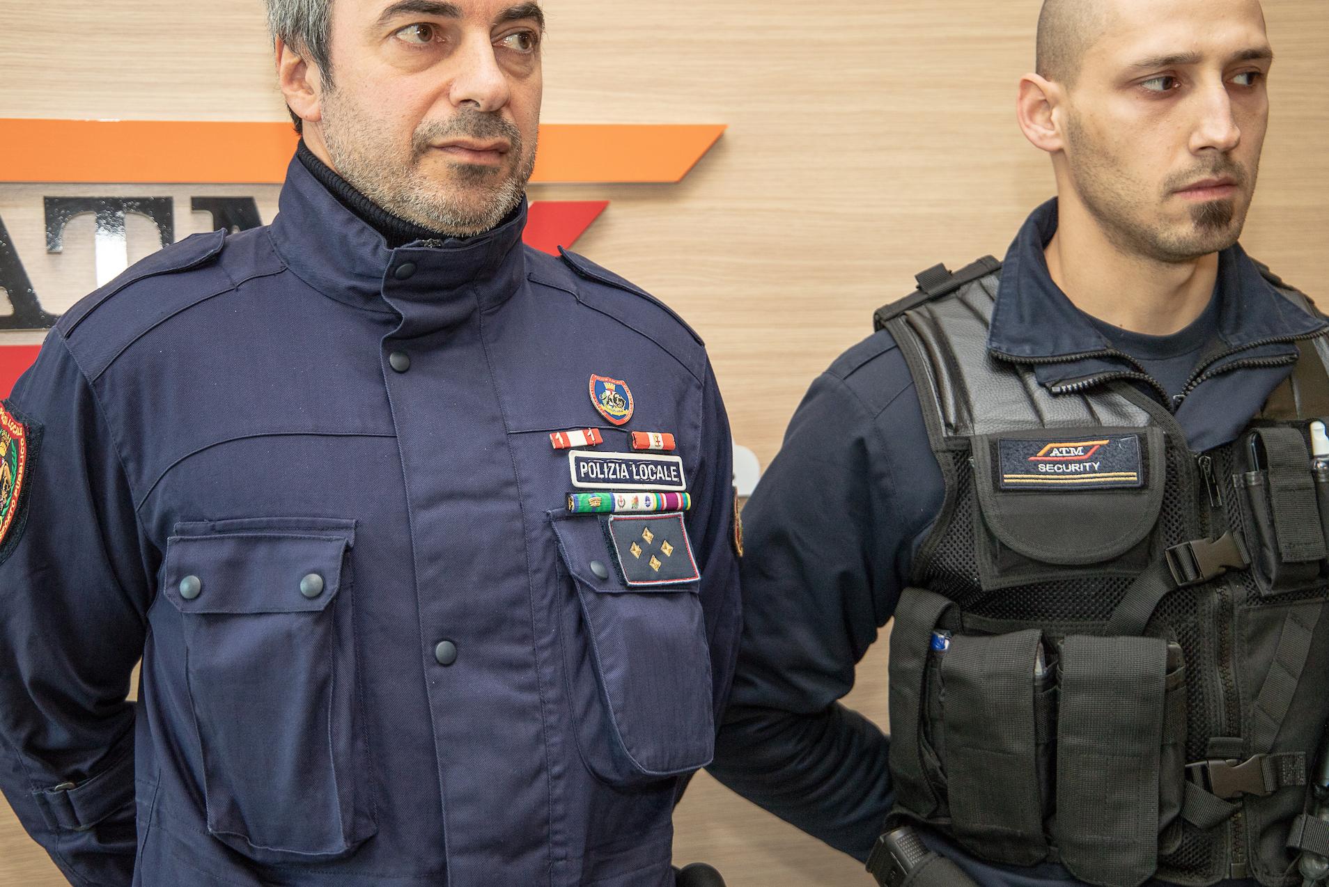 Atm Milano Polizia Locale