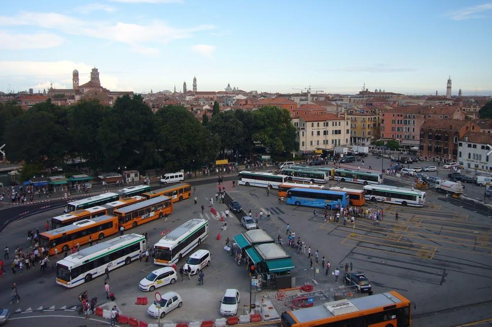 autobus venezia
