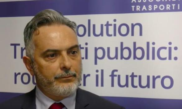 Intervista a Tiziano Gavardini di MAN Truck & Bus Italia, convegno Asstra 2019