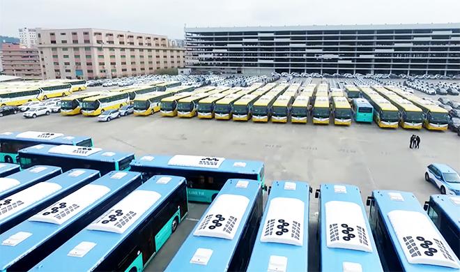 Busworld Cina 2020