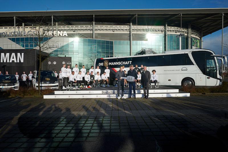 autobus Man nazionale tedesca di calcio