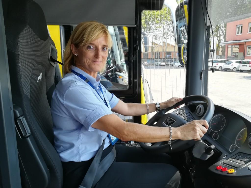donne nel mondo del trasporto pubblico