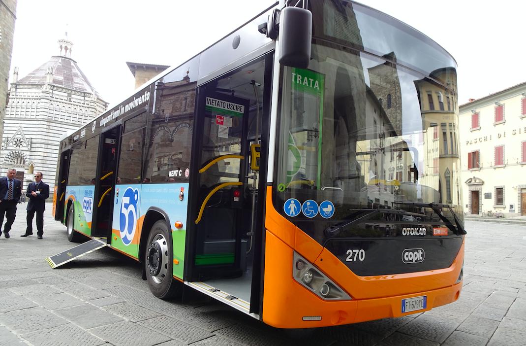 Autobus Copit Mauri Otokar