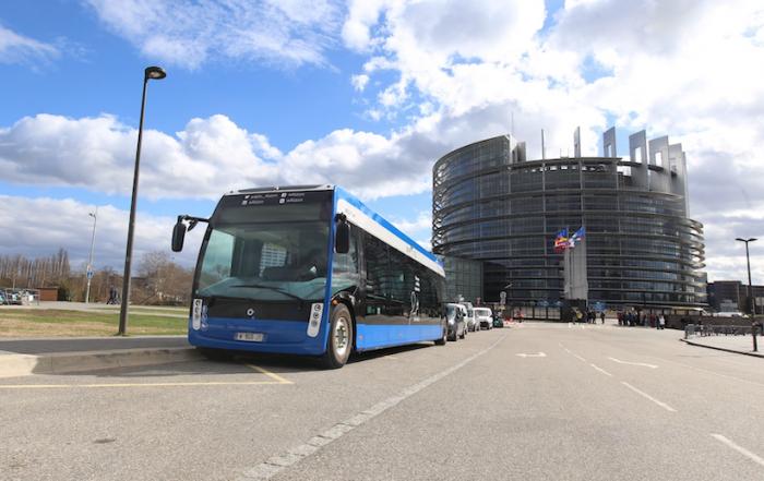 Autobus elettrici Alstom
