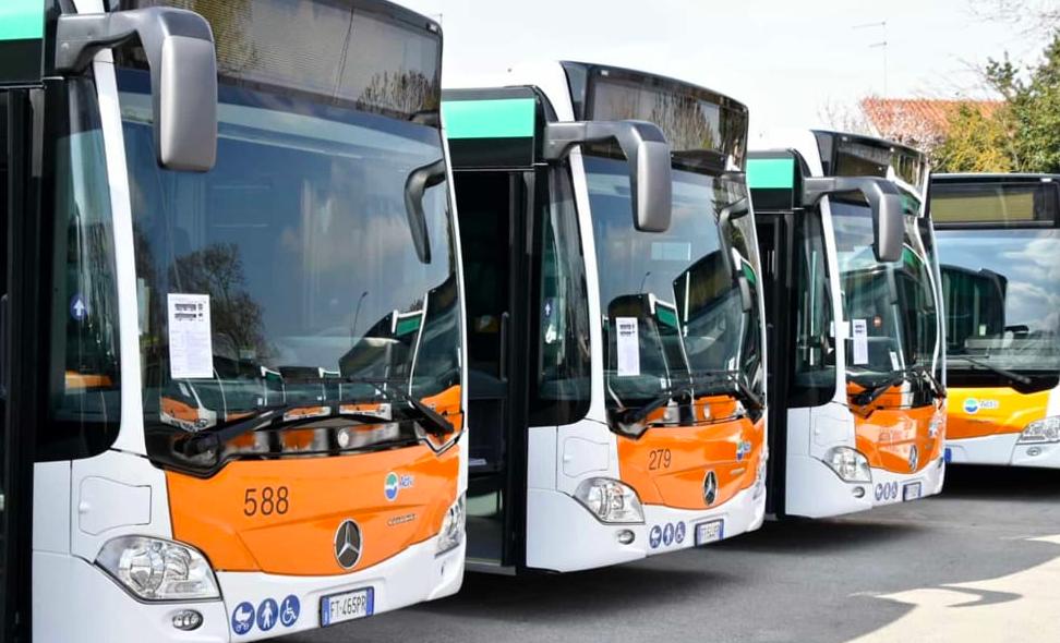 actv venezia autobus nuovi