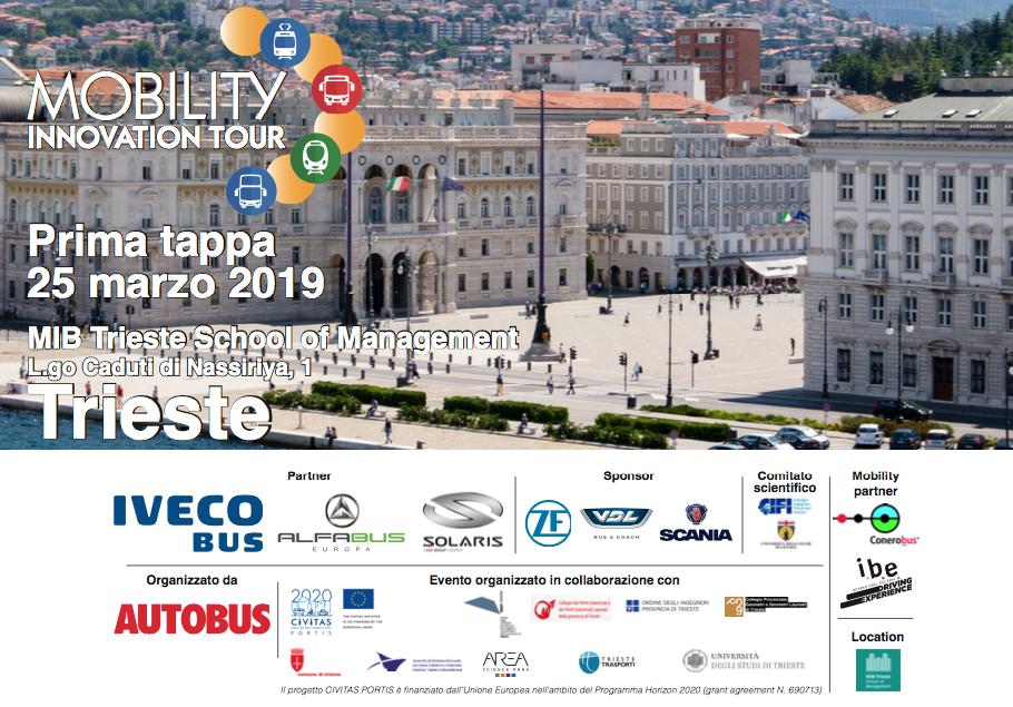 Mobility Innovation Tour 2019