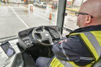 autobus autonomi driverless