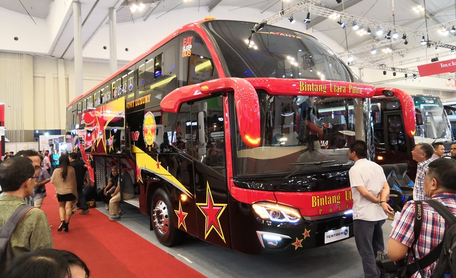 Busworld South East Asia