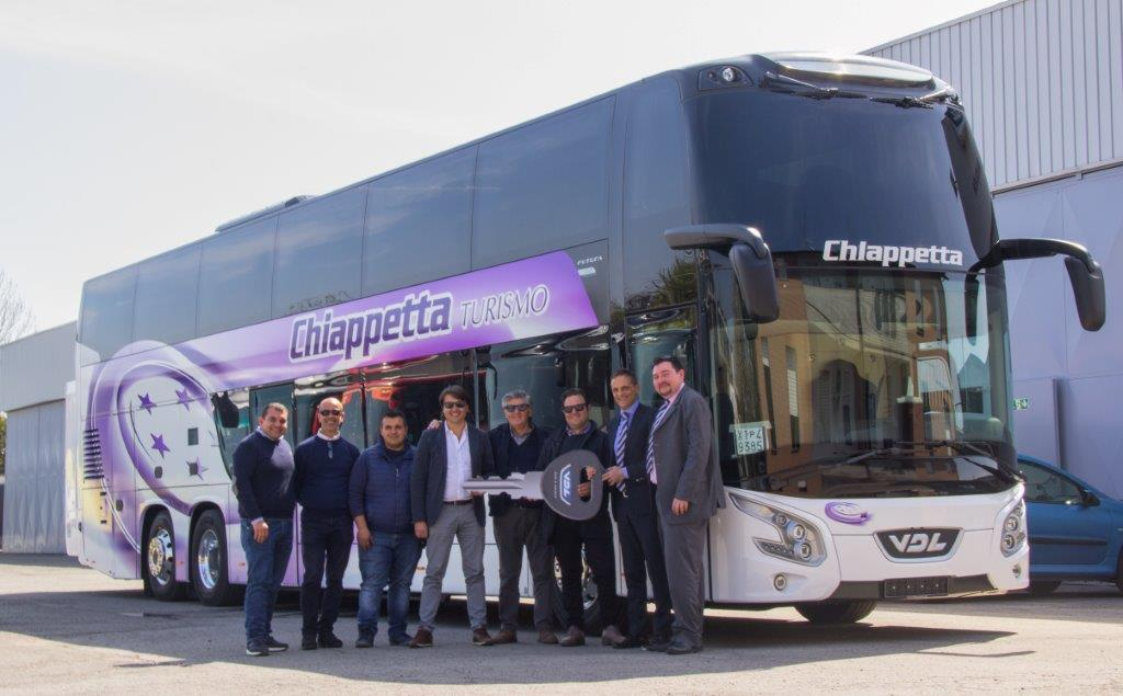 Autobus Chiappetta Turismo