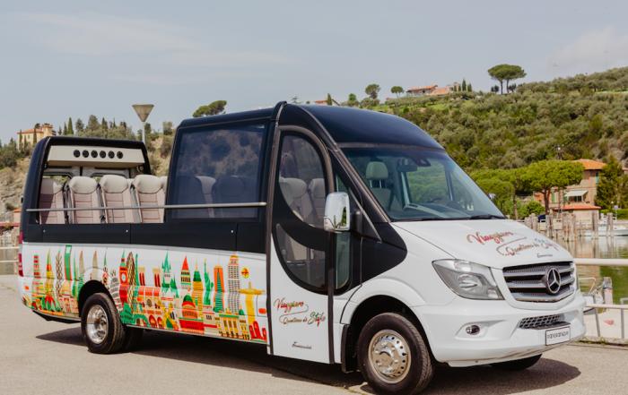autobus cabrio tomassini