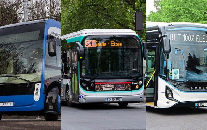 autobus elettrici ratp parigi