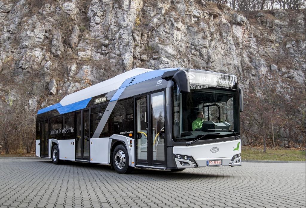 Solaris Urbino hydrogen