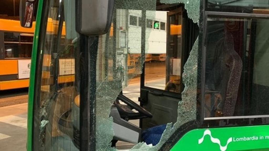 aggressioni conducente autobus