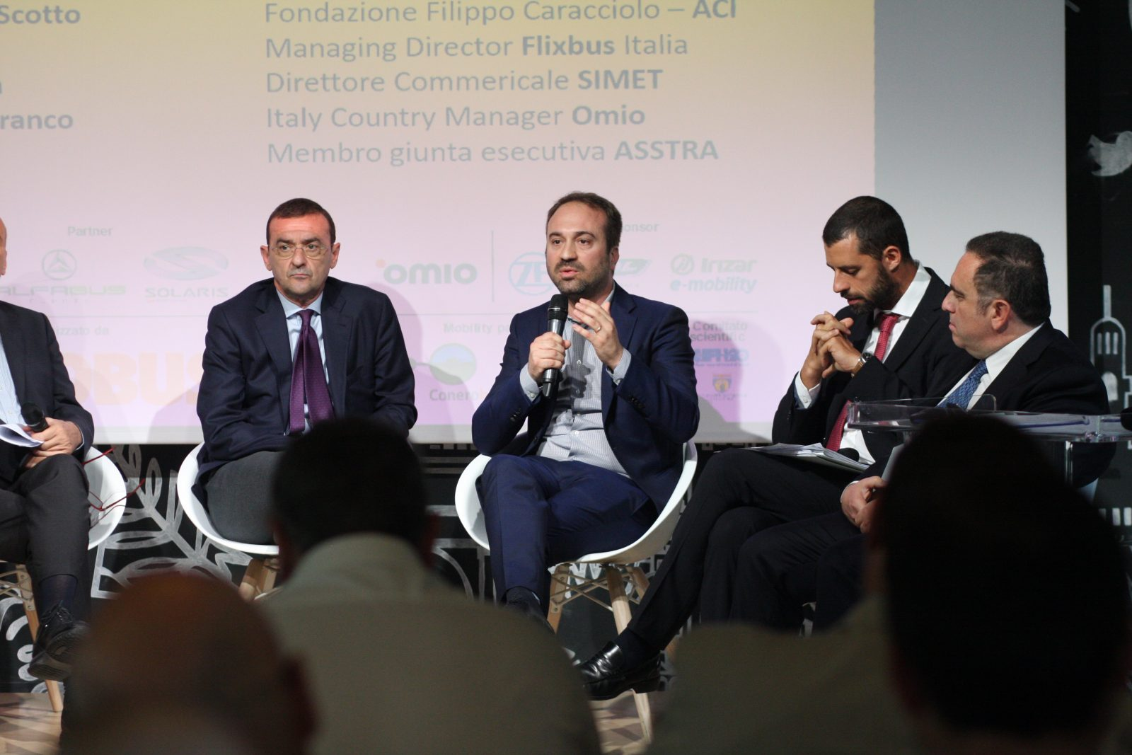 mobility innovation tour sicurezza in bus