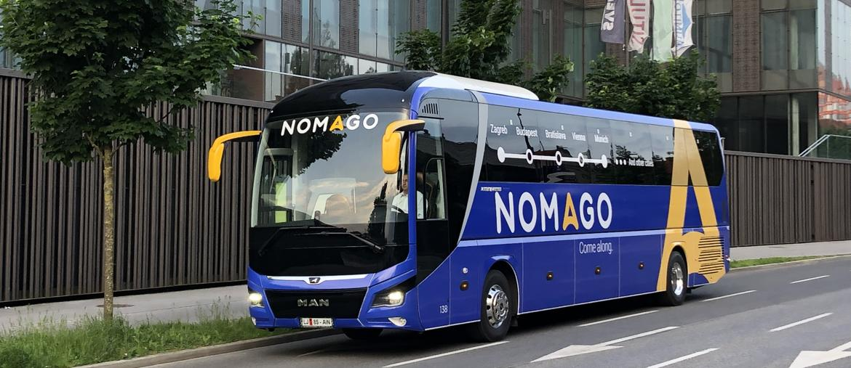 nomago viaggi in bus