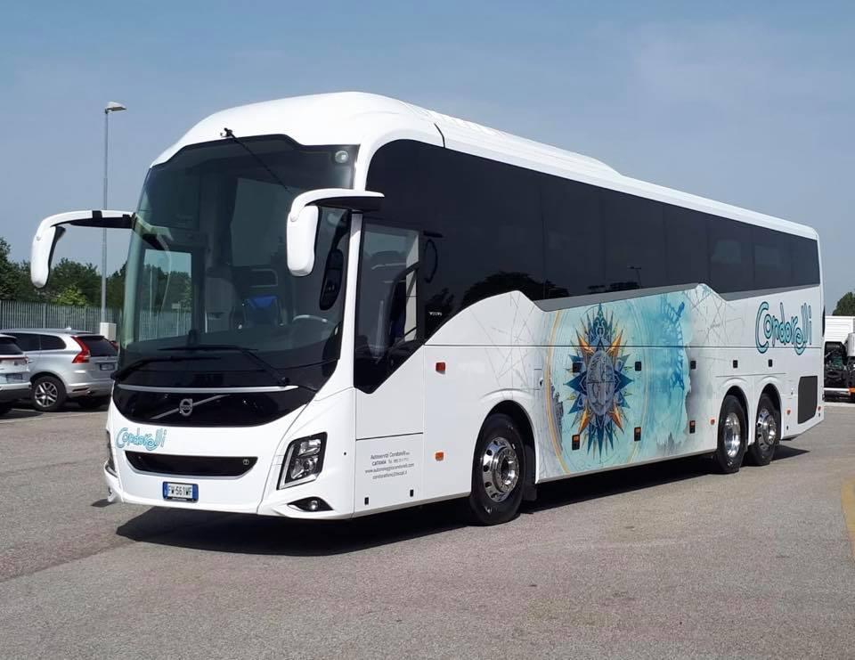Volvo, la nuova gamma fa breccia in Italia | Autobus Web