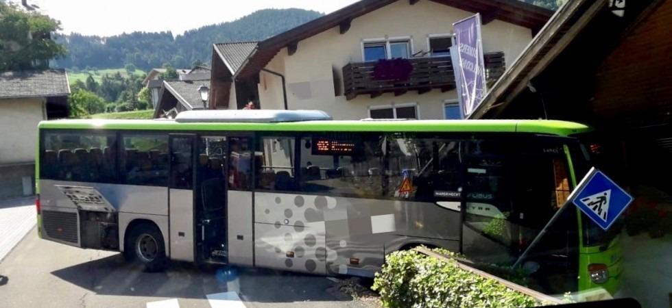 incidente bus bolzano