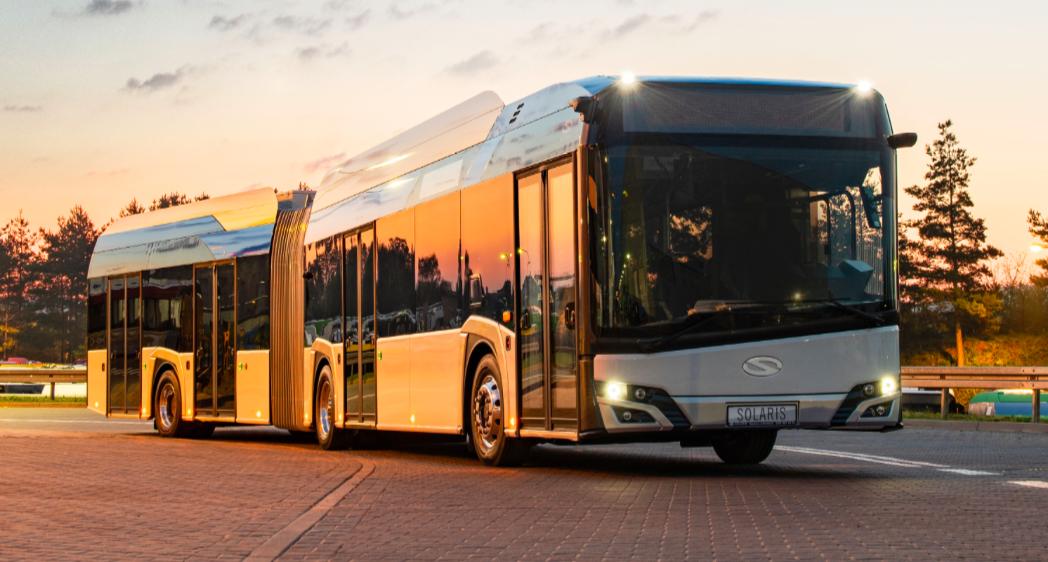 solaris busworld urbino 18 electric