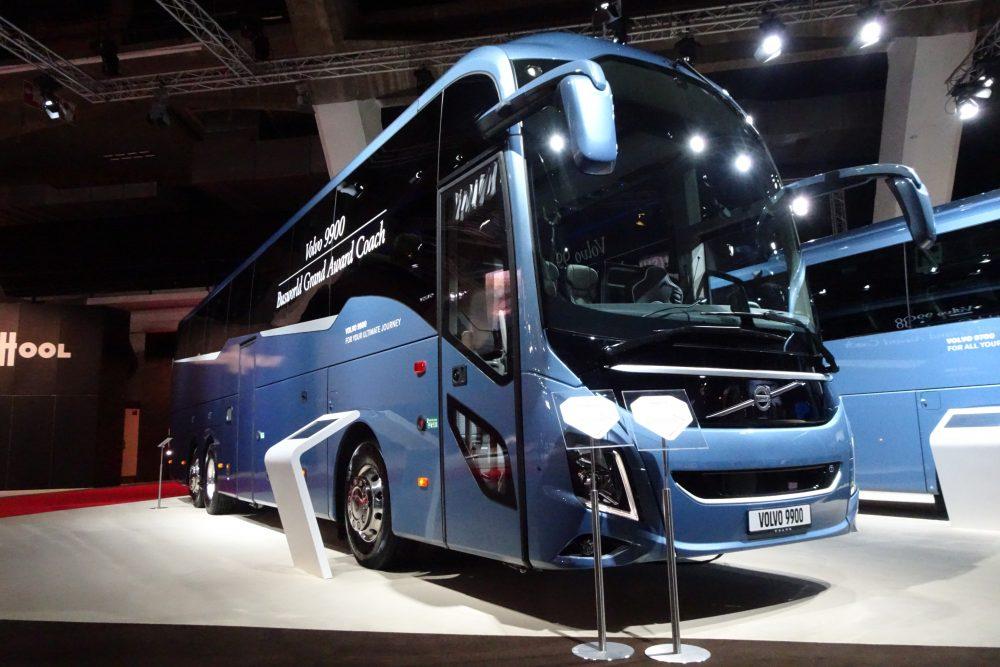 volvo 9900 grand award coach busworld