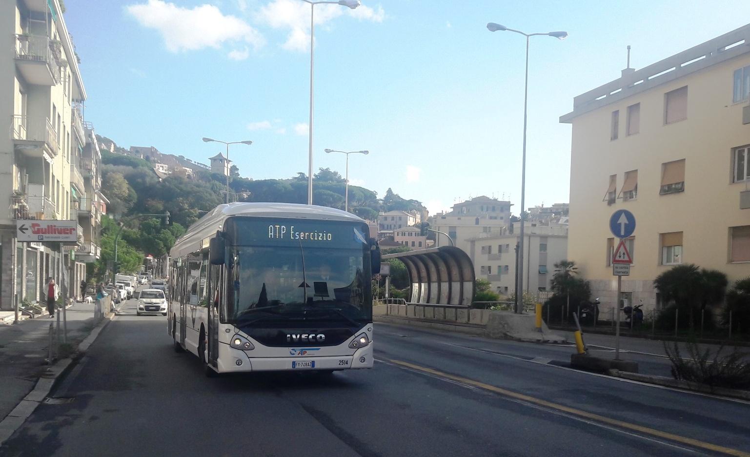 Iveco E-Way
